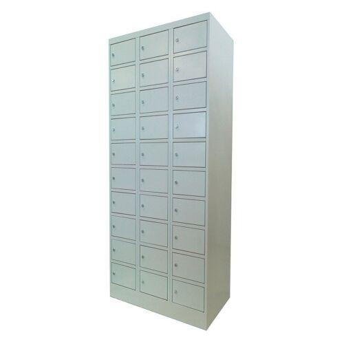 K. 3/30/250 500mm mély 3 oszlopos értékmegőrző szekrény (Standard)