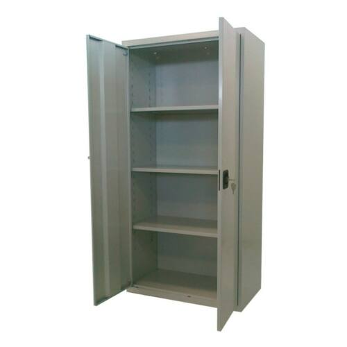 K. SZ. polcos irattároló szekrény 400/II.