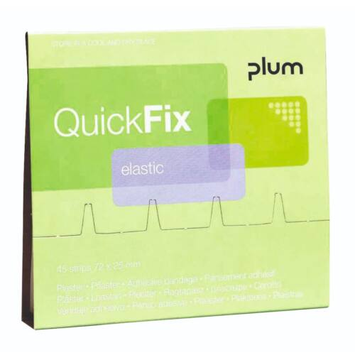 QuickFix 45db/csomag vízálló sebtapasz, 6csomag