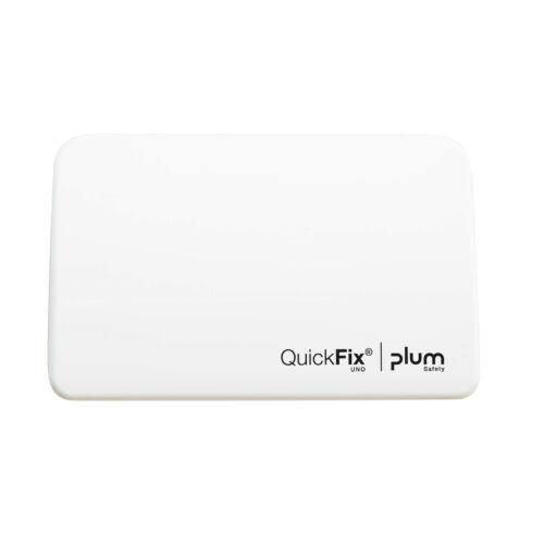 QuickFix UNO Fehér sebtapasz adagolo üres ragtapaszok és szemkimosó ampullák számára
