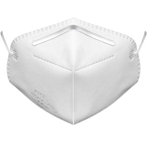 Élelmiszeripari FFP2 maszk, fehér (1db)
