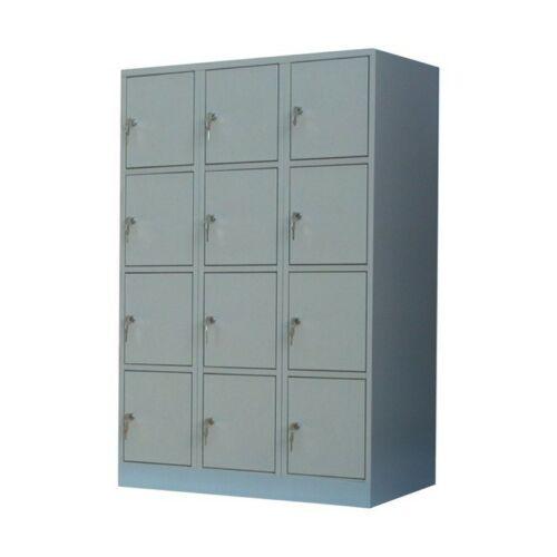 K. 3/12/400 500mm mély 3 oszlopos értékmegőrző szekrény (Standard)