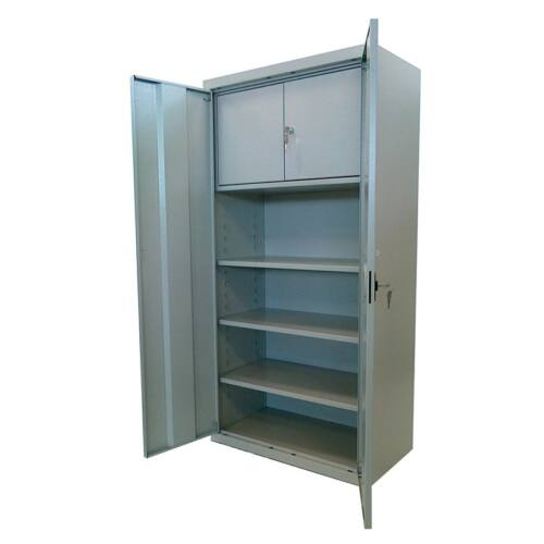 K. polcos irattároló szekrény 1 külön zárható trezorral 330/II.